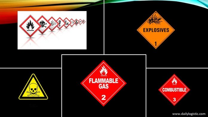 Daily Logistics,Hazardous Cargo,Dangerous Goods