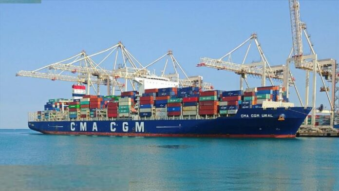 Port of Melbourne Welcomes Largest container capacity ship to dock in Port