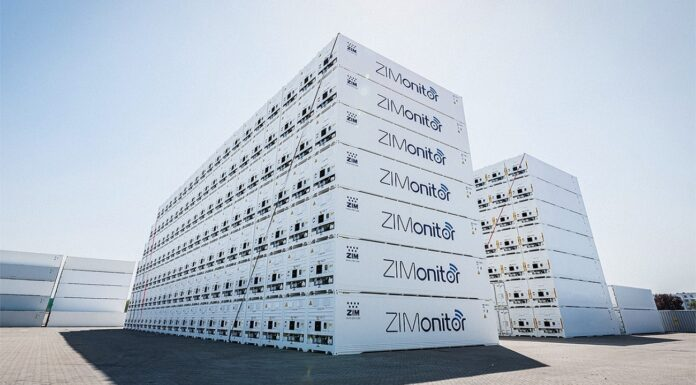 ZIM Expands the Reefer Fleet with 500 Star Cool Reefers