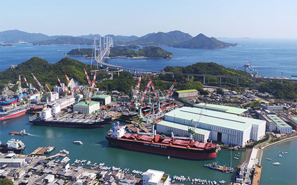 Top 10 Shipbuilding Companies in the world-imabari group-japan-dailylogistic.com
