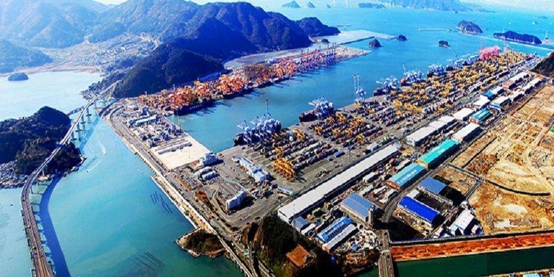 world largest ports-Busan port-korea-dailylogistic.com