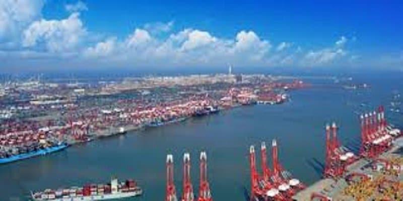 world largest ports-Ningbo-Zhoushan-port-dailylogistic.com