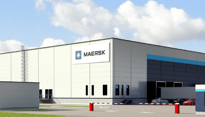 Maersk plans to Open a Carbon Neutral Pharma Warehouse in Poland