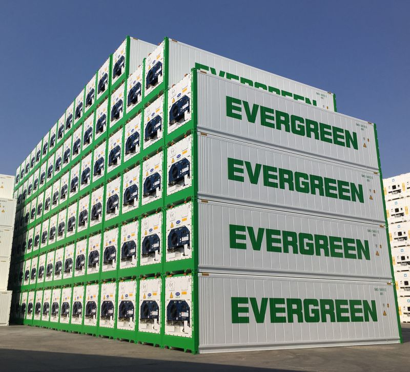 Ever Green Containers