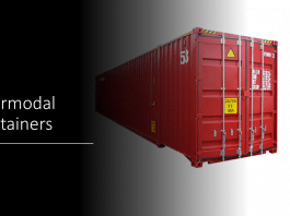 Shipping Containers Daily Logistics