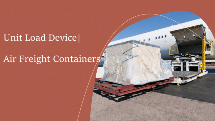 Air Freight Container Daily Logistics
