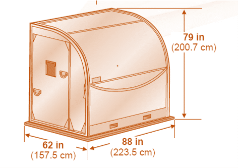Unit Load Device Daily Logistics