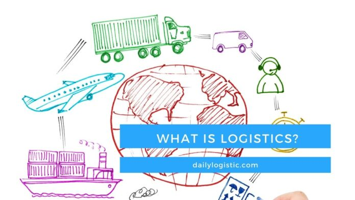 what is logistics ?