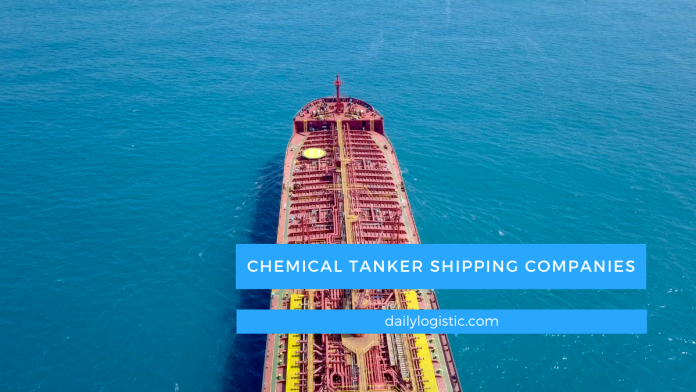 CHEMICAL TANKER SHIPPING COMPANIES