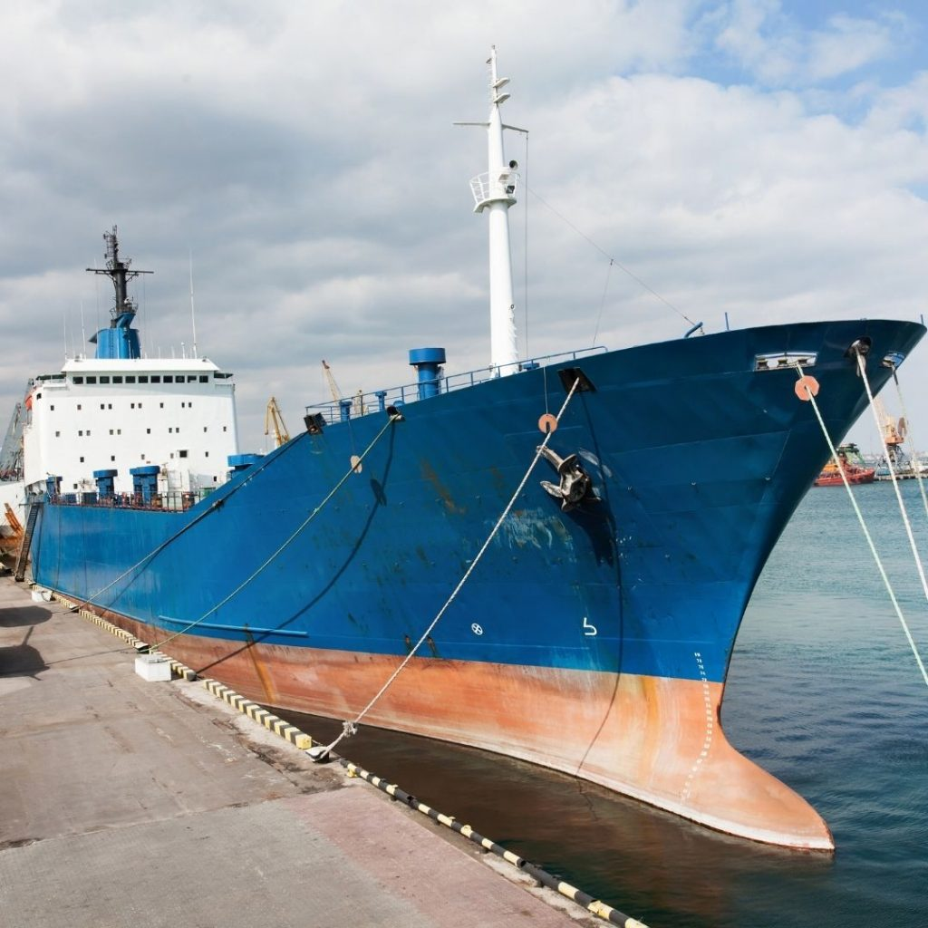 Marine Services_Daily Logistics_Mooring and Unmooring
