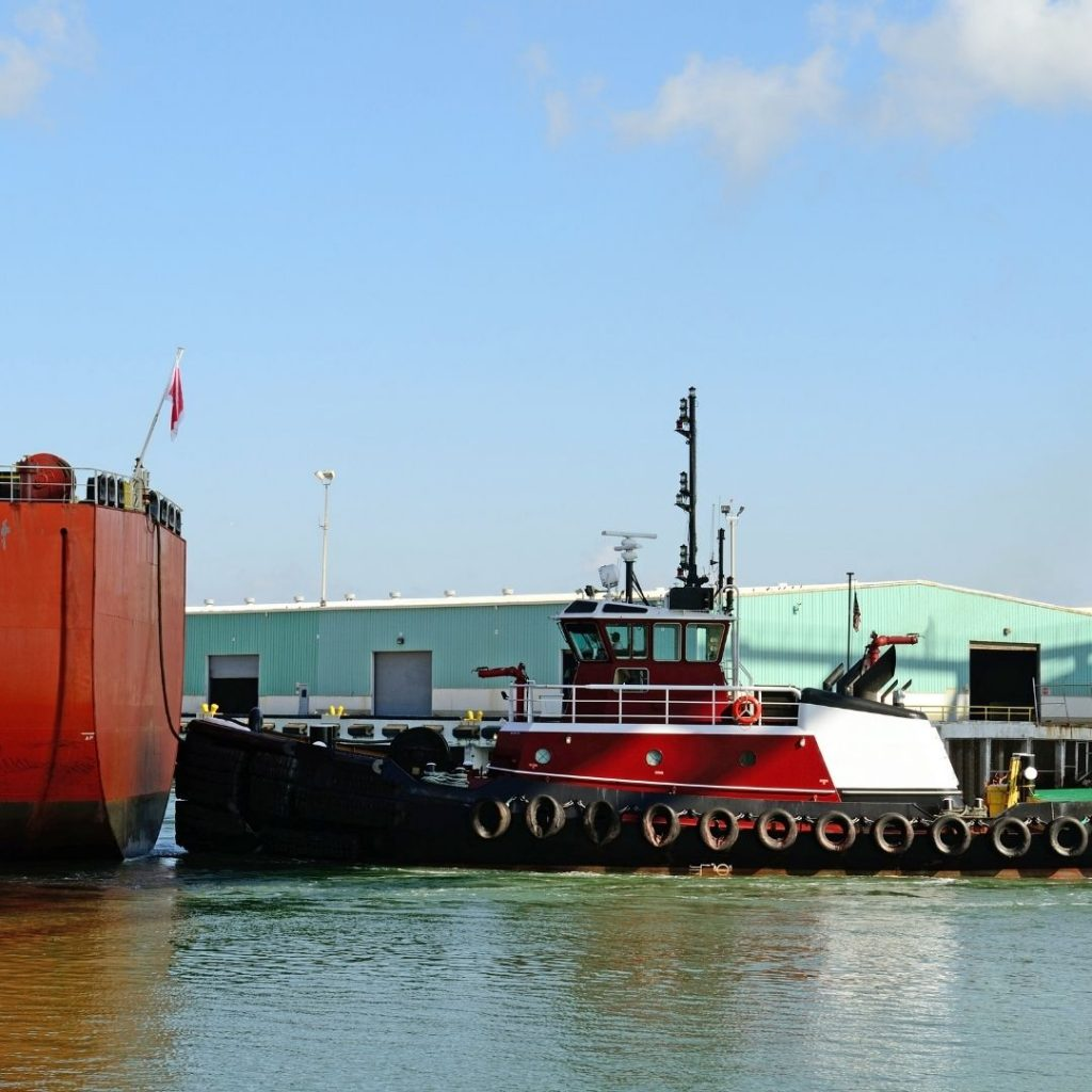 Marine Services_Maritime Services_Towing_Daily Logistics